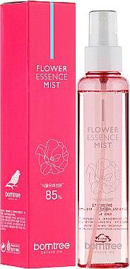 Gesichtsspray mit Damastrosenextrakt - Borntree Flower Skin Balance Essence Mist — Bild N1
