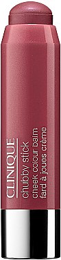 Creme-Rouge - Clinique Chubby Stick Cheek Colour Balm — Bild N1
