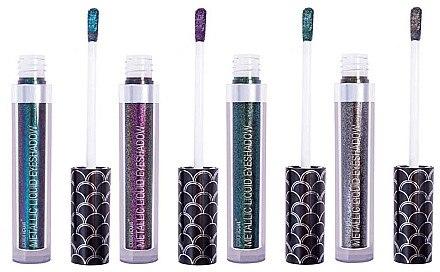 Flüssiger Lidschatten - Wet N Wild Color Icon Metallic Liquid Eyeshadow — Bild N3