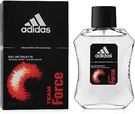 Adidas Team Force - Eau de Toilette  — Bild N1