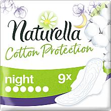 Düfte, Parfümerie und Kosmetik Damenbinden mit Flügeln 9 St. - Naturella Cotton Protection Ultra Night