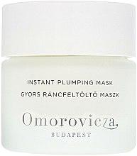 Reichhaltige und pflegende Gesichtsmaske für die Nacht mit Kollagen - Omorovicza Instant Plumping Mask — Bild N2