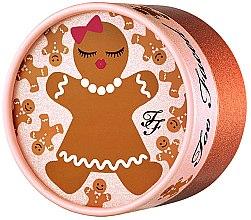 Düfte, Parfümerie und Kosmetik Körperpuder mit Schimmer und Lebkuchenduft - Too Faced Gingerbread Sugar Kissable Body Shimmer