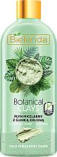 Düfte, Parfümerie und Kosmetik Entgiftendes Mizellen-Reinigungswasser mit grünem Ton - Bielenda Clays