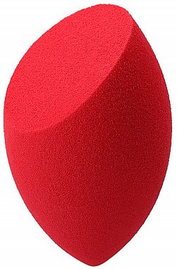 Schminkschwamm rot - Kashoki Olive Cut Make Up Sponge Red — Bild N1