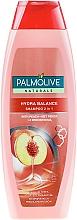 """Düfte, Parfümerie und Kosmetik Shampoo & Duschgel 2in1 """"Pfirsich"""" - Palmolive Naturals 2in1Hydra Balance Shampoo"""
