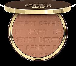 Düfte, Parfümerie und Kosmetik Bronzepuder für eine natürliche und warme Ausstrahlung - Pupa Desert Bronzing Powder
