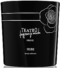 Duftkerze Fiore - Teatro Fragranze Uniche Luxury Collection Fiore Scented Candle — Bild N2