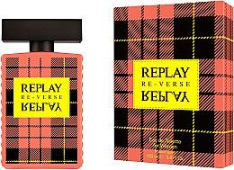 Düfte, Parfümerie und Kosmetik Replay Signature Re-verse For Woman - Eau de Toilette