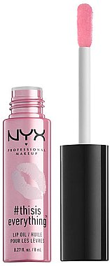 Lipgloss - NYX Professional Makeup Thisiseverything Lip Oil — Bild N1