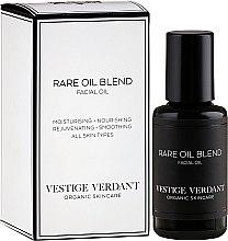 Düfte, Parfümerie und Kosmetik Gesichtsöl - Vestige Verdant Rare Oil Blend