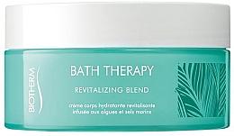 Düfte, Parfümerie und Kosmetik Revitalisierende und feuchtigkeitsspendende Körpercreme - Biotherm Bath Therapy Revitalizing Blend Body Cream