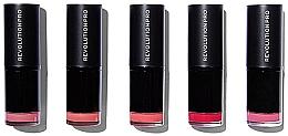 Düfte, Parfümerie und Kosmetik Lippenstift Set 5 St. - Revolution Pro 5 Lipstick Collection Pinks