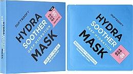 Düfte, Parfümerie und Kosmetik Intensiv feuchtigkeitsspendende Tuchmaske - Duft & Doft Hydra Soothier Deep Hydration Mask