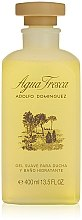 Düfte, Parfümerie und Kosmetik Duschgel - Adolfo Dominguez Agua Fresca Hombre