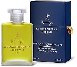 Düfte, Parfümerie und Kosmetik Harmonisierendes Bade- und Duschöl - Aromatherapy Associates Support Equilibrium Bath & Shower Oil