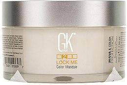 Düfte, Parfümerie und Kosmetik Haarmaske für coloriertes Haar - GKhair Lock Me Color Masque