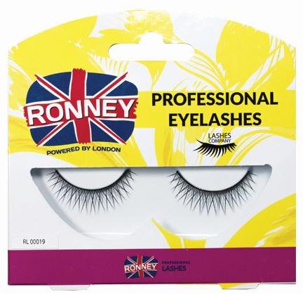 Künstliche Wimpern - Ronney Professional Eyelashes RL00019 — Bild N1