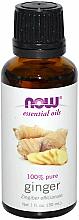 Düfte, Parfümerie und Kosmetik 100% Reines ätherisches Ingweröl - Now Foods Essential Oils 100% Pure Ginger