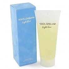 Düfte, Parfümerie und Kosmetik Dolce & Gabbana Light Blue - Duschgel
