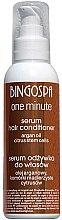 Düfte, Parfümerie und Kosmetik Haarserum mit Arganöl und Zitrus-Stammzellen - BingoSpa Serum-Conditioner