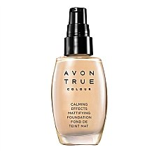 Düfte, Parfümerie und Kosmetik Cremige Foundation - Avon True Colour Mattifying Foundation