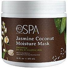 Düfte, Parfümerie und Kosmetik Feuchtigkeitsspendende Körpermaske für trockene und empfindliche Haut mit Jasmin und Kokosöl - BCL Spa Jasmine Coconut Moisture Mask