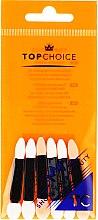 Düfte, Parfümerie und Kosmetik Lidschatten-Doppelapplikator 35883 6 St. - Top Choice Eyeshadow Applicators