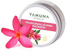 Düfte, Parfümerie und Kosmetik Handcreme Frangipan-Jasmin - Yamuna Frangipani-Jasmine Hand Cream