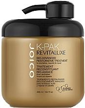 Düfte, Parfümerie und Kosmetik Revitalisierende Bio-Haarmaske mit Keratin und Peptiden - Joico K-Pak Revitaluxe Bio-Advanced Restorative Treatment