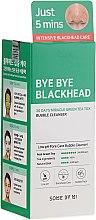 Düfte, Parfümerie und Kosmetik Schaummaske für das Gesicht mit grünem Tee gegen Mitesser - Some By Mi Blackhead 30Days Miracle Green Tea Tox Bubble Cleanser