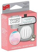 Düfte, Parfümerie und Kosmetik Duftstein für Autoduftanhänger - Yankee Candle Pink Sands Charming Scents (Refill)