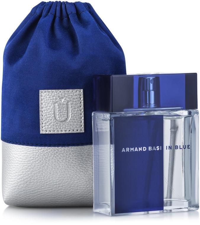 Baumwollsäckchen Perfume Dress blau (ohne Inhalt) - MakeUp