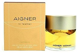 Düfte, Parfümerie und Kosmetik Aigner In Leather Woman - Eau de Toilette