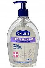 Düfte, Parfümerie und Kosmetik Flüssigseife - On Line Hypoallergenic Pure Soap