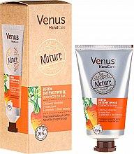 Düfte, Parfümerie und Kosmetik Intensiv pflegende Handcreme mit Birken- und Karottenölextrakt - Venus Nature