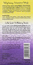 """Kaffee-Peeling für den Körper """"Blaubeerpfannkuchen"""" - Nacomi Fit Lovers Coffee Scrub — Bild N2"""