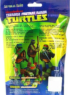Kinder-Badeschwamm Die Ninja Turtles Raphael 3 - Suavipiel Turtles Bath Sponge — Bild N4