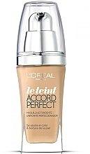 Düfte, Parfümerie und Kosmetik Foundation für einen perfekten Teint - L'Oreal Paris Accord Perfect
