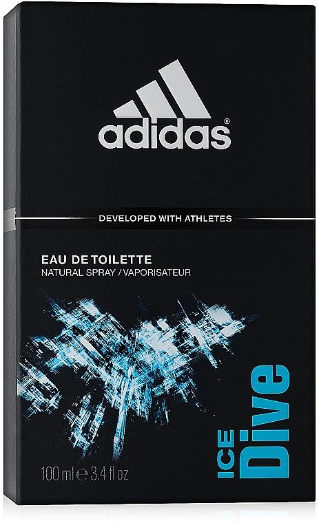 Adidas Ice Dive - Eau de Toilette  — Bild N3