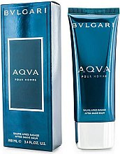 Bvlgari Aqva Pour Homme After Shave Balm - After Shave Balsam — Bild N1