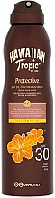 Düfte, Parfümerie und Kosmetik Trockenes Sonnenschutzöl in Sprayform SPF 30 - Hawaiian Tropic Protective Dry Oil Spray SPF 30