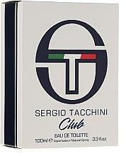 Sergio Tacchini Club - Duftset (Eau de Toilette/100ml + After Shave Lotion/100ml) — Bild N4