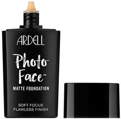 Mattierende Foundation - Ardell Photo Face Matte Foundation — Bild N2