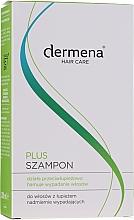 Düfte, Parfümerie und Kosmetik Shampoo gegen Schuppen und Haarausfall - Dermena Hair Care Shampoo