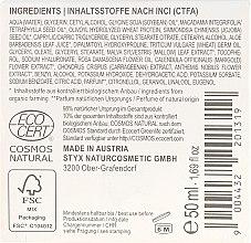Intensive Nachtcreme mit Jojobaöl - Styx Naturcosmetic Rose Garden Intensive Night Cream — Bild N3
