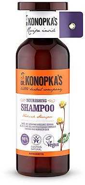 Shampoo - Dr. Konopka's Nourishing Shampoo — Bild N1