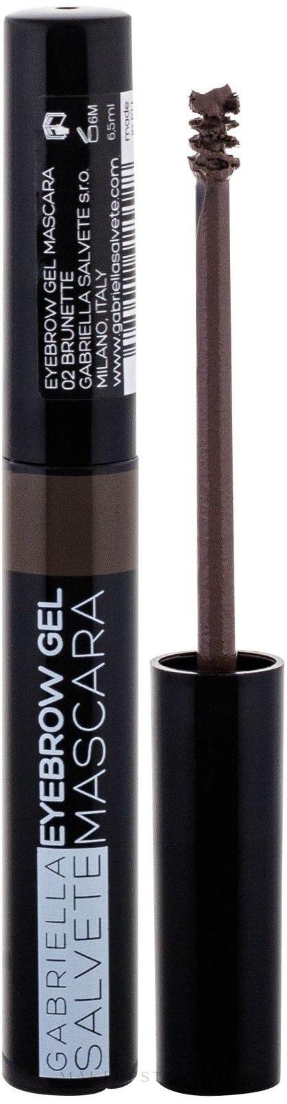 Augenbrauen-Mascara - Gabriella Salvete Eyebrow Gel Mascara — Bild 02