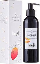 Düfte, Parfümerie und Kosmetik Natürliche Körperlotion mit Mangobutter und Chiaöl - Hagi