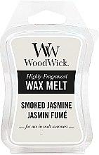 Düfte, Parfümerie und Kosmetik Tart-Duftwachs Smoked Jasmine - WoodWick Mini Wax Melt Smoked Jasmine Smart Wax System